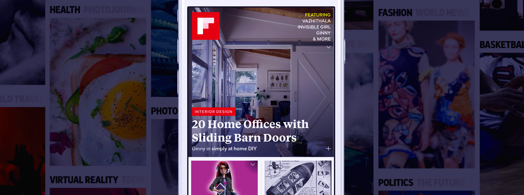 Flipboard 4.0: Welcome to the age of Smart Magazines header