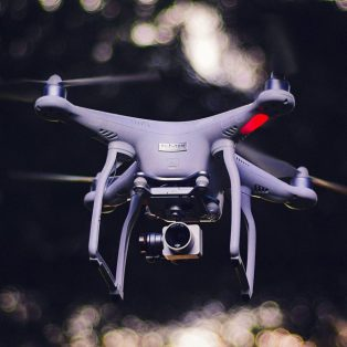 Drones the insurance industry takes to the sky