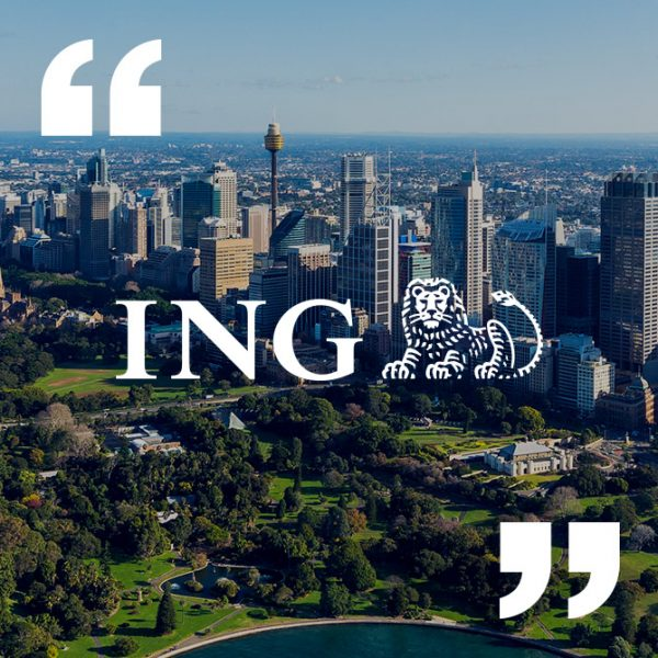 ING Direct Australia talk banking and content in the future header