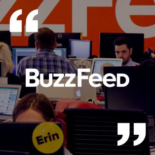 BuzzFeed's tips for more shareable content