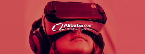 Immersive tech supporting Alibaba's Singles Day