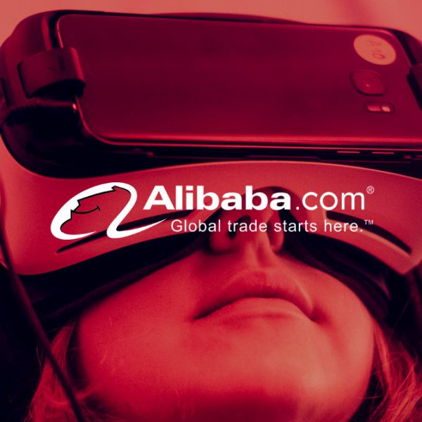 Immersive tech supporting Alibaba's Singles Day header