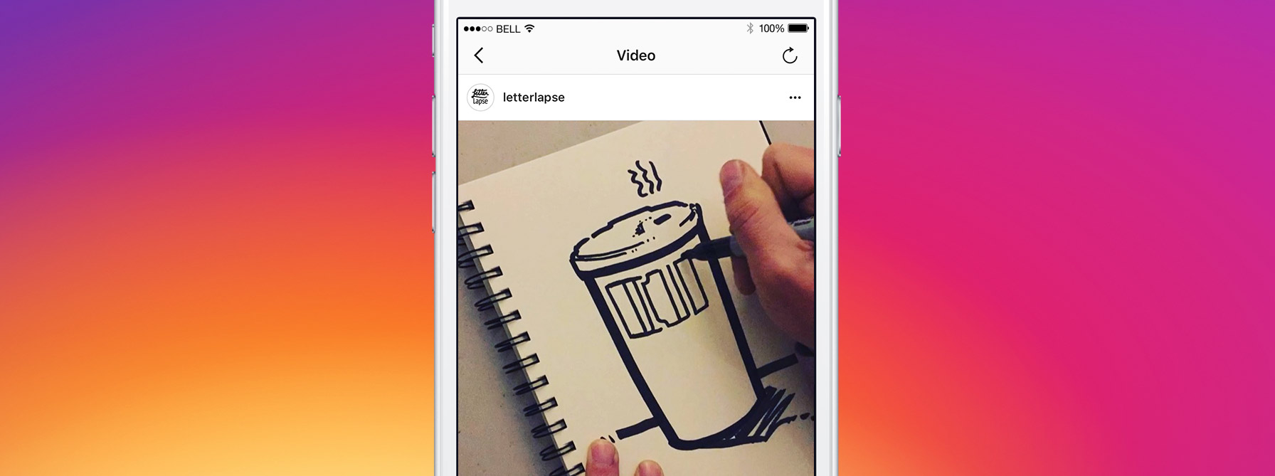 Instagram videos: lessons for finance brands header