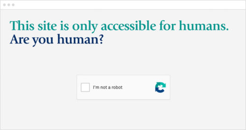 Triodos Bank Are you human?
