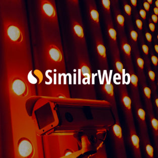 SimilarWeb Spy on your competitors data
