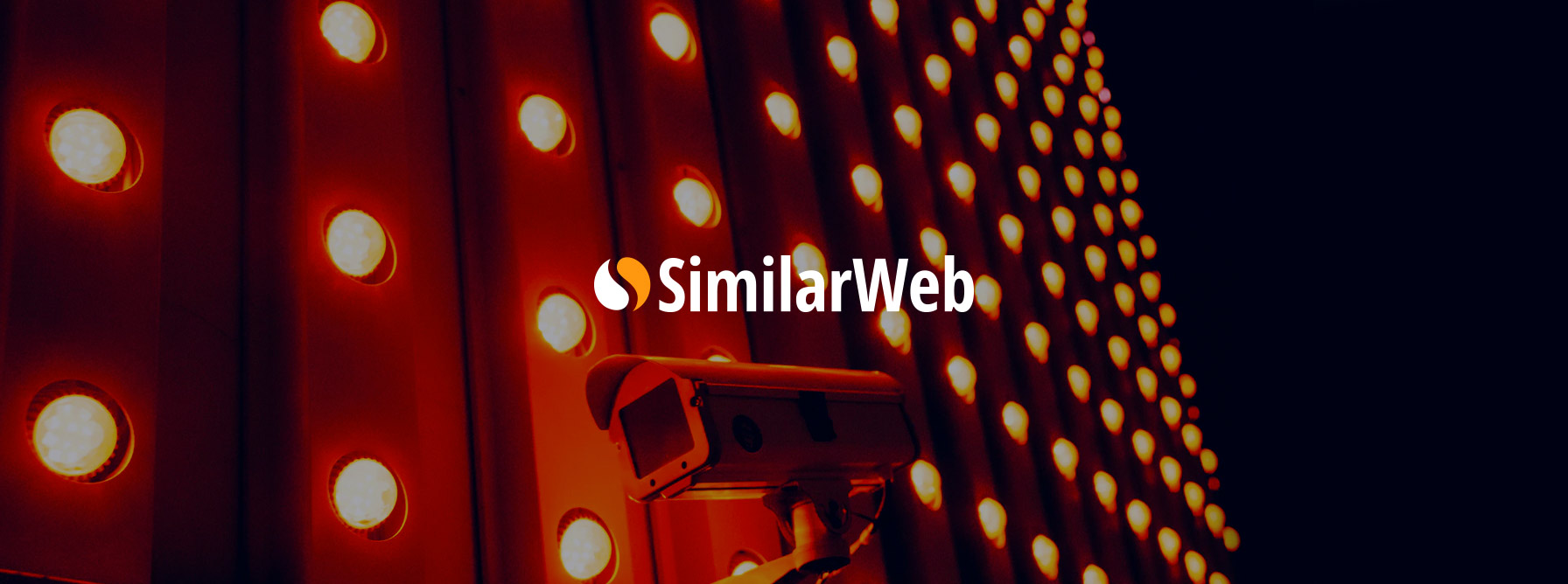 SimilarWeb: Spy on your competitors' web data header