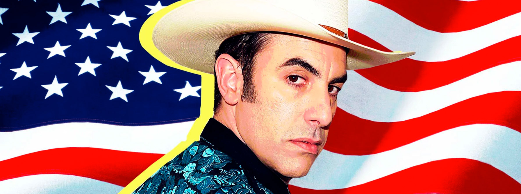Who is America Sacha Baron Cohen's content marketing truths