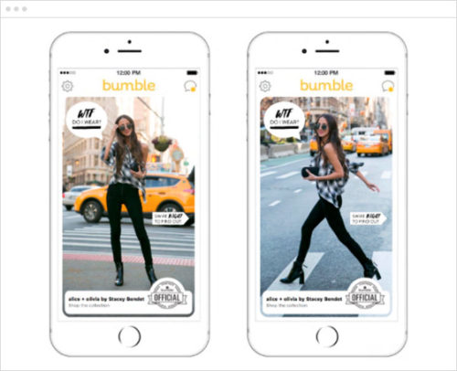 Are Tinder and Bumble the answer to millennial marketing?