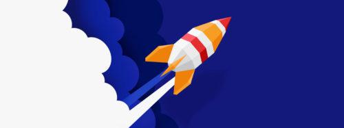 Rocket Graphic