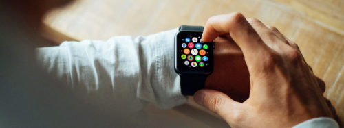 he latest Apple Watch straps on to the oldest life insurer