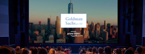 Does the world need a goldman sachs video