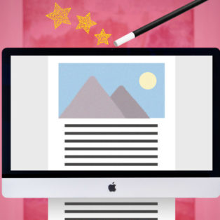 The trick to long-form content design