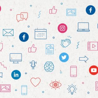 Why it pays to be consistent with finance social media content