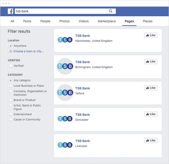 Localised finance content just got easier with Facebook localised pages