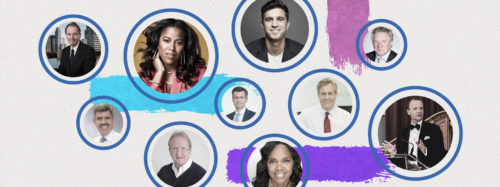 Top 10 CEO LinkedIn profiles for finance brands 2020