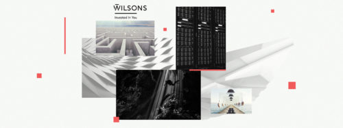Wilsons breaks free from dated visual branding and industry traditions