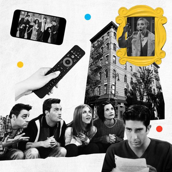What Friends: The Reunion can teach finance content marketers header